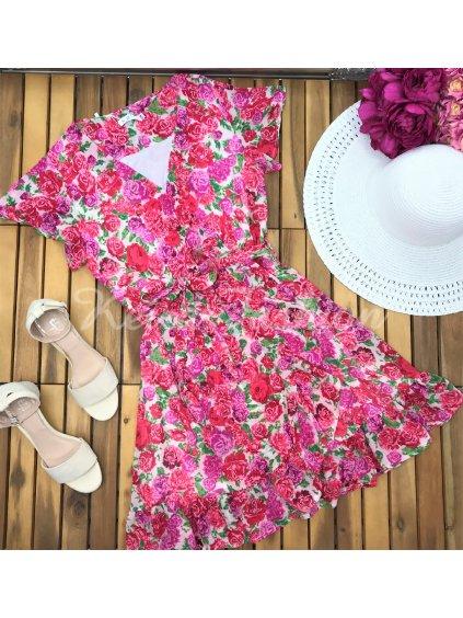 Šaty Fhanie - ružové