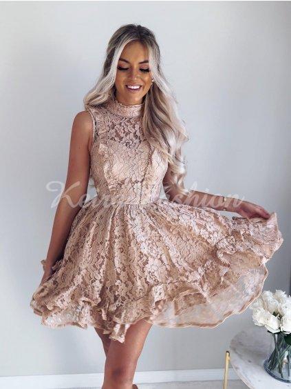 Šaty Benia - nude