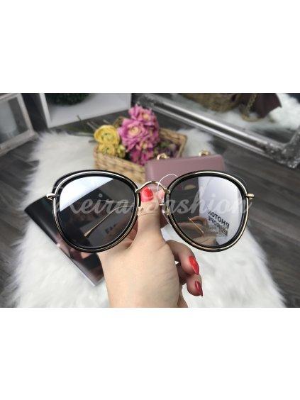 zrkadlové okuliare