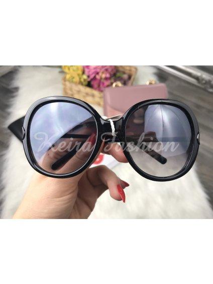 čierne okuliare