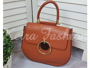 Hnedá kabelka Zia
