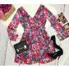 kvetinkové šaty