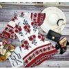 šaty vo folk štýle