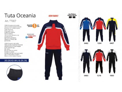 Súprava Oceania