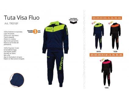 Súprava Visa Fluo