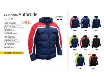 Bunda Antartide