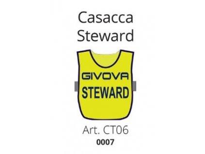 Rozlišovacia vesta Steward