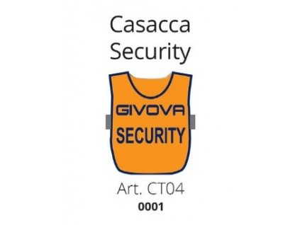 Rozlišovacia vesta Security