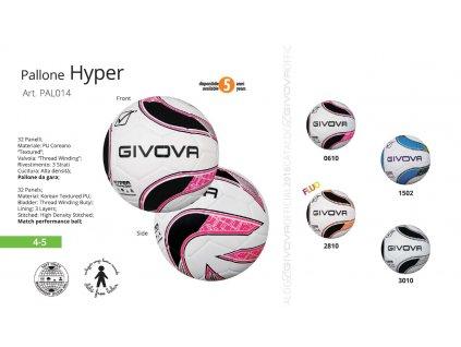 Futbalová lopta Hyper
