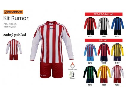 Futbalový dres Rumor