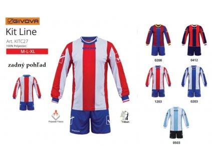 Futbalový dres line