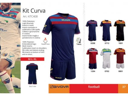 Futbalový dres Curva