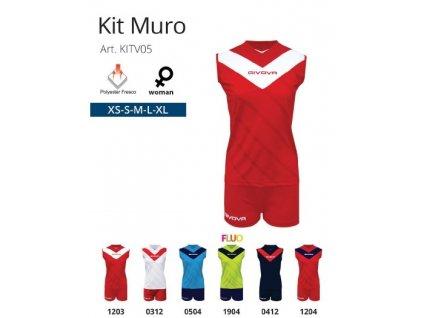 Volejbalový dres Muro