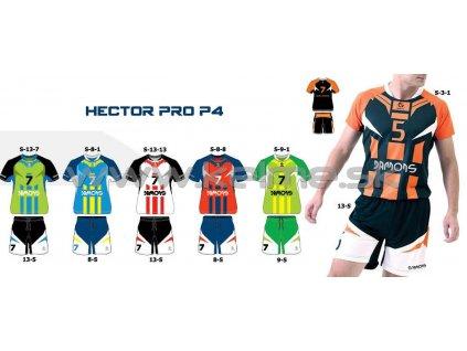 Hector Pro P4
