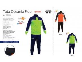 Súprava Oceania Fluo