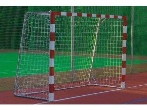 Futsalová sieť V-ručne šitá, polypropylén, 5 mm, 0,8x1,1