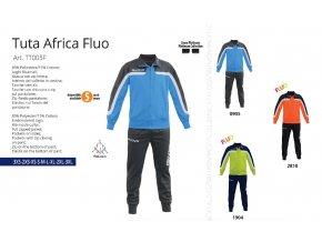 Súprava Africa Fluo