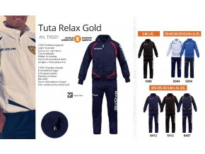 Súprava Relax Gold