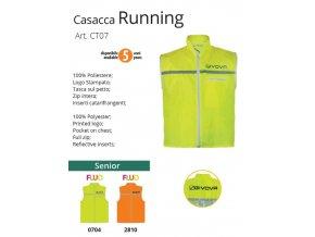 Rozlišovacia vesta Running