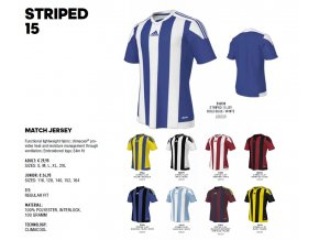 Striped 15 FULL