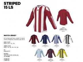 Striped 15 LS FULL