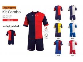 Futbalový dres Combo