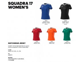 Squadra 17 1 women FULL