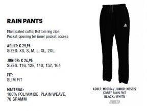 Rain Pants