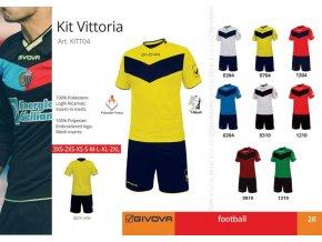 Futbalový dres Vittoria