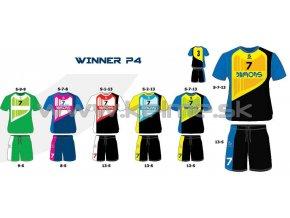 Winner P4