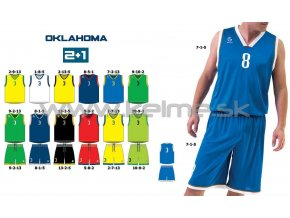 Oklahoma 2+1 Akcia