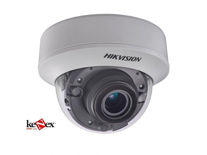 hikvision ds 2ce56d8t aitz 2 8 12mm starlight venkovni 2 mp hd tvi dome kamera