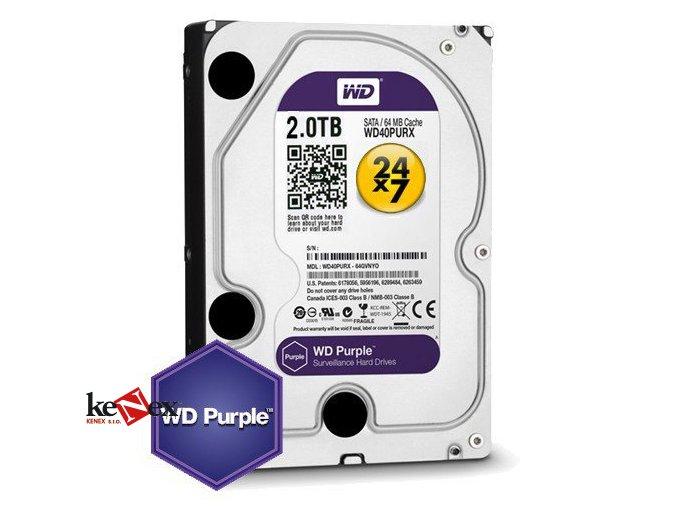 wd purple 2tb hdd wd20purx