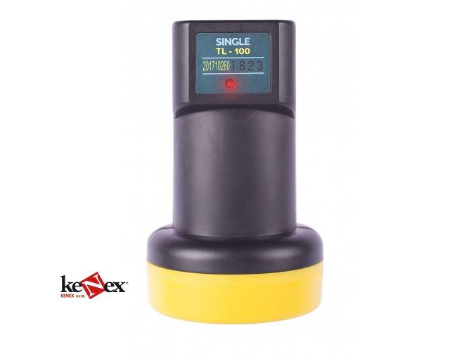 tesla single lnb konvertor tl 100 s lte filtrem
