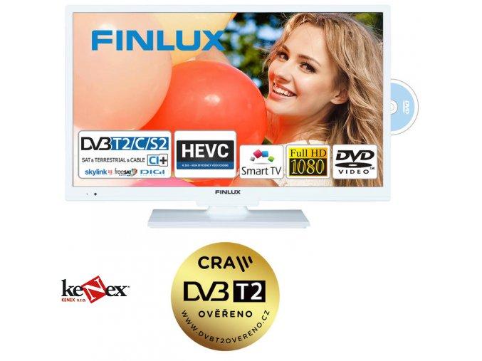 finlux 22fwdc5161 t2 sat dvd smart hbbtv