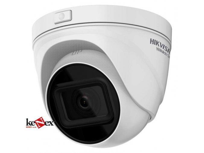 HiWatch HWT-T140-P (2.8mm) vnitřní 4 MP HD-TVI domeball kamera  Speciální cena pro registrované