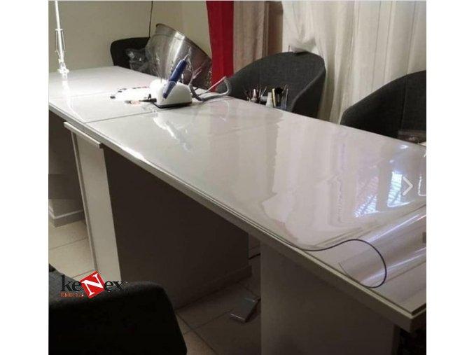 ubrus na stul z mekkeho skla 47 5x240 5 cm