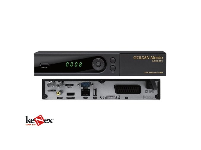 golden media wizard hd 780 lan