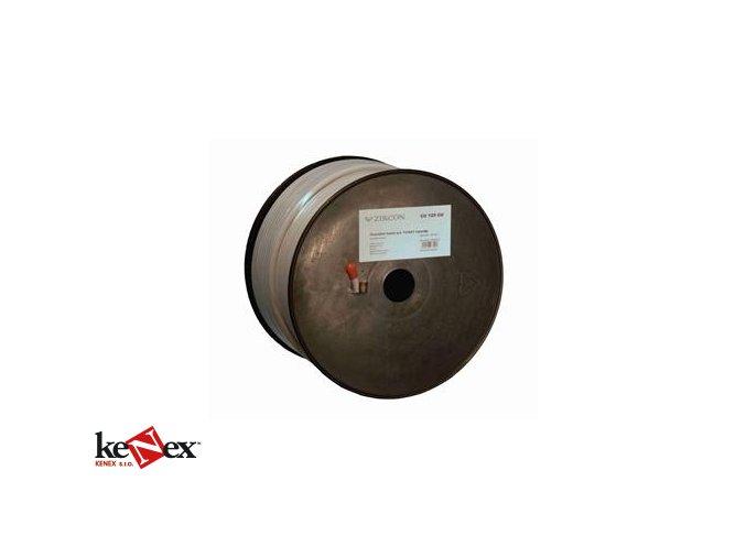 koaxialni kabel zircon cu 125 2