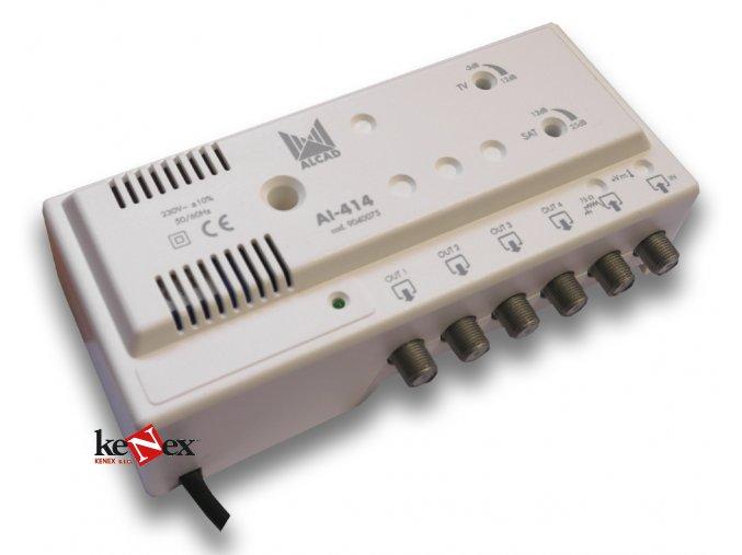 antenni a satelitni domovni ze