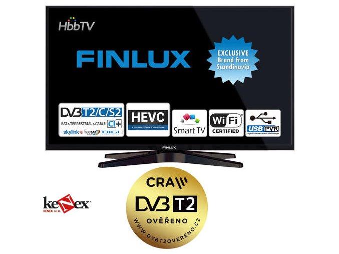 finlux tv32fhb5661 t2 sat wifi