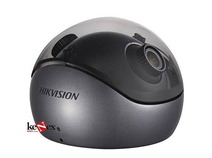 hikvision ds 2cd6812d vnitrni 1,3 mpix double ip kamera