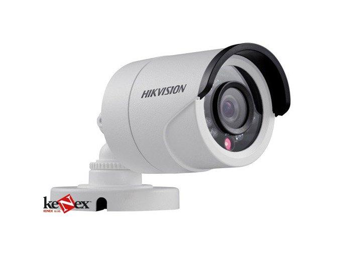 hikvision ds 2ce16d5t ir venkovni 2 mpixbullet turbo hdkamera