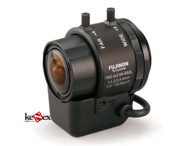 fujinon varifokalni objektiv 28 8mm