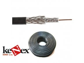 venkovni koaxialni kabel rg59 500m