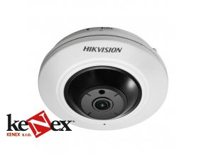hikvision ds 2cd2935fwd i vnitrni 3 mpix fisheye ip kamera