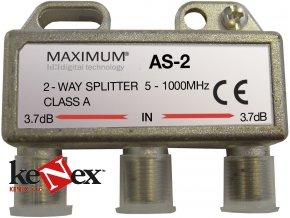 Maximum 21 Rozbočovač AS 2