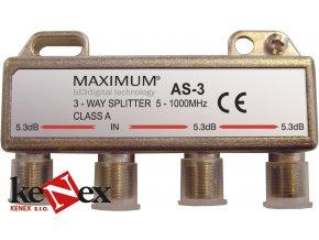 Maximum 31 Rozbočovač AS 3