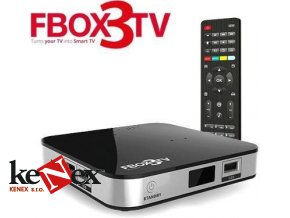 Ferguson FBOX 3 TV