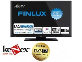 finlux tv24fhb5660 t2 sat smart wifi